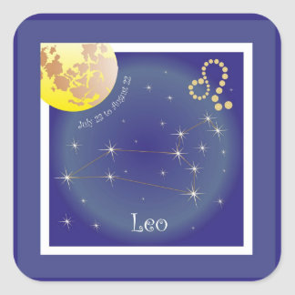 Leo July 23 tons of August of 22 stickers