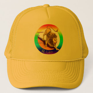 LEO July - August Trucker Hat