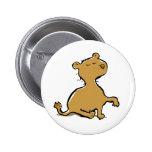Leo Pinback Button