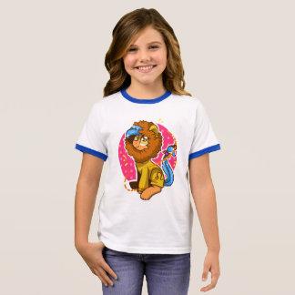 Leo Pony Ringer T-Shirt