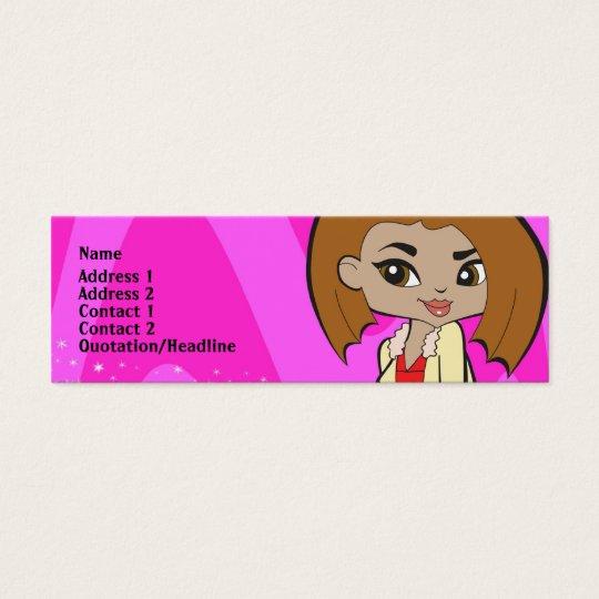 Leo Profile Card