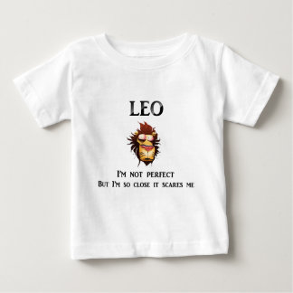 Leo: So Perfect Baby T-Shirt