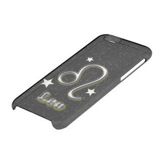 Leo symbol clear iPhone 6/6S case