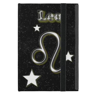 Leo symbol cover for iPad mini