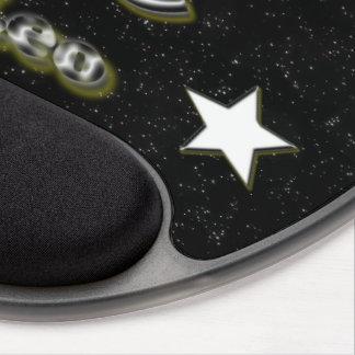 Leo symbol gel mouse pad