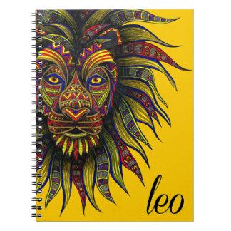 Leo Symbol Notebooks