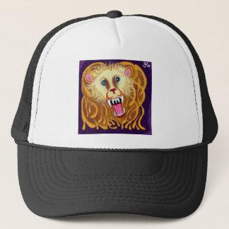 Leo the Golden Lion Trucker Hat