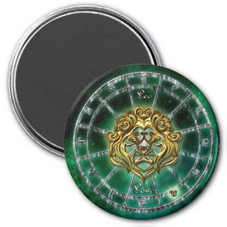 Leo Zodiac Astrology design Magnet