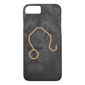 Leo Zodiac Sign   Custom Background iPhone 7 Case