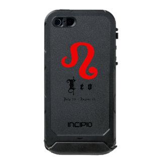 Leo zodiac sign incipio ATLAS ID™ iPhone 5 case