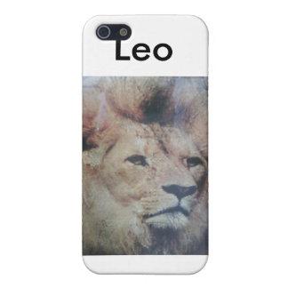 Leo Zodiac Sign Iphone Case iPhone 5/5S Case
