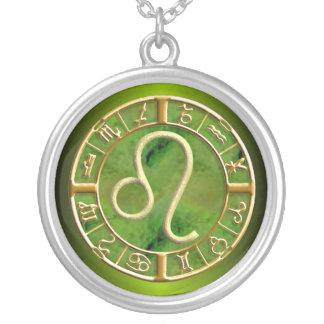 Leo Zodiac Sign Necklace