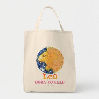 Leo - Zodiac Tote bag