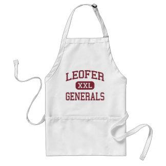 Leofer - Generals - Alternative - Springfield Ohio Adult Apron