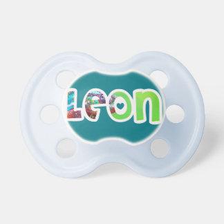 Leon pacifier