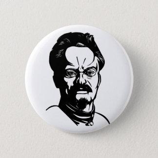 Leon Trotsky 6 Cm Round Badge
