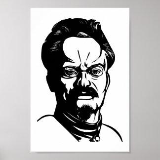 Leon Trotsky Poster