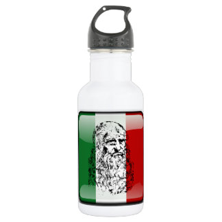Leonardo da Vinci 532 Ml Water Bottle