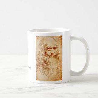 Leonardo Da Vinci Coffee Mug