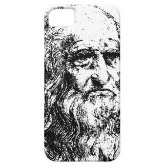 Leonardo Da Vinci iPhone 5 Cover