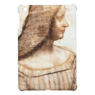 Leonardo da Vinci - Isabella D'este Painting iPad Mini Cover