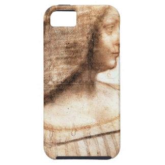 Leonardo da Vinci - Isabella D'este Painting iPhone 5 Case