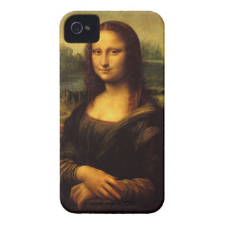 Leonardo da Vinci, Mona Lisa Case-Mate iPhone 4 Cases