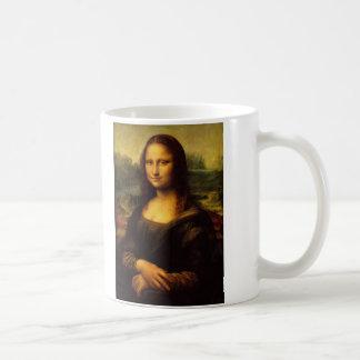 Leonardo Da Vinci - Mona Lisa Coffee Mug