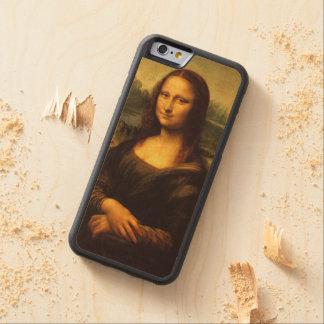Leonardo Da Vinci Mona Lisa Fine Art Painting Maple iPhone 6 Bumper