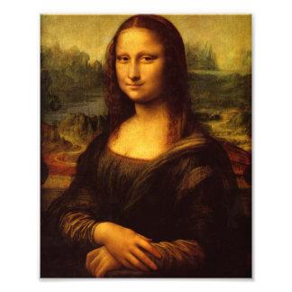 Leonardo Da Vinci Mona Lisa Fine Art Painting Art Photo