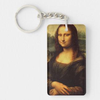 LEONARDO DA VINCI - Mona Lisa, La Gioconda 1503 Key Ring
