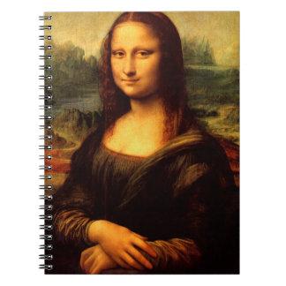 LEONARDO DA VINCI - Mona Lisa, La Gioconda 1503 Notebooks