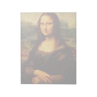 LEONARDO DA VINCI - Mona Lisa, La Gioconda 1503 Notepad
