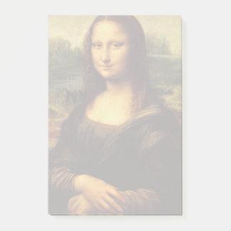 LEONARDO DA VINCI - Mona Lisa, La Gioconda 1503 Post-it® Notes