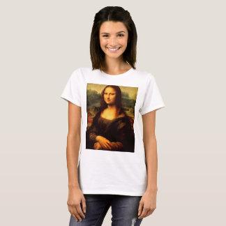 LEONARDO DA VINCI - Mona Lisa, La Gioconda 1503 T-Shirt