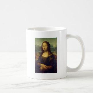 Leonardo da Vinci - Mona Lisa Painting Coffee Mug