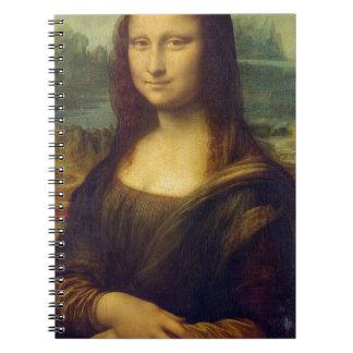 Leonardo da Vinci - Mona Lisa Painting Notebooks