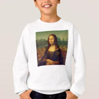 Leonardo da Vinci, Mona Lisa Painting Sweatshirt