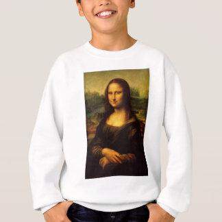 Leonardo Da Vinci  Mona Lisa Sweatshirt