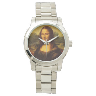 Leonardo da Vinci Mona Lisa Watch