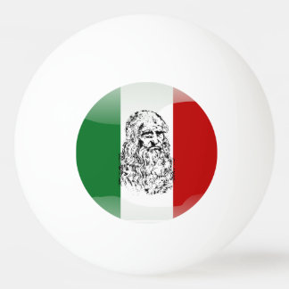 Leonardo da Vinci Ping Pong Ball