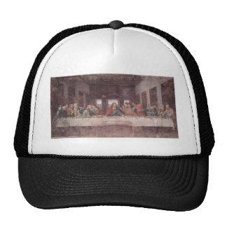 Leonardo da Vinci- The Last Supper Mesh Hat