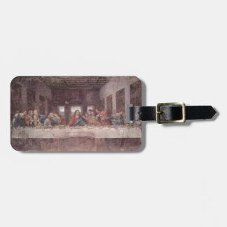 Leonardo da Vinci- The Last Supper Bag Tag