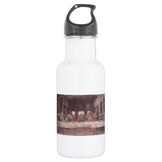 Leonardo da Vinci- The Last Supper 532 Ml Water Bottle