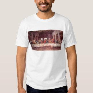 Leonardo da Vinci - The Last Supper Tee Shirt