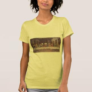 Leonardo da Vinci- The Last Supper T-shirts