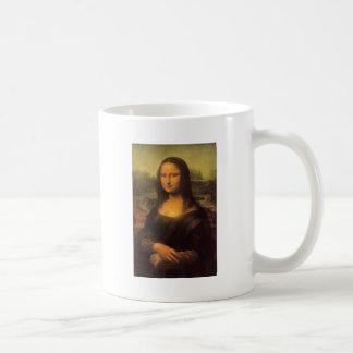 Leonardo Da Vinci's Mona Lisa Coffee Mug