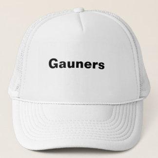 leonardo gauna trucker hat