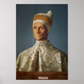 Leonardo Loredan  Doge of Venice Poster