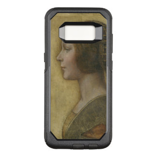 Leonardo Portrait of Young Fiancee OtterBox Commuter Samsung Galaxy S8 Case